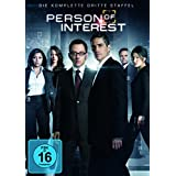 Person of Interest - Die komplette dritte Staffel 6 DVDs