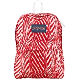 JanSport Superbreak Backpack - Coral Peaches Wild At Heart