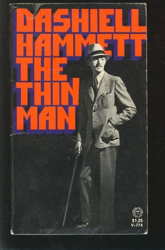 The Thin Man, Hammett, Dashiell