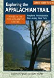 img - for Exploring the Appalachian Trail: Hikes in the Mid-Atlantic States book / textbook / text book