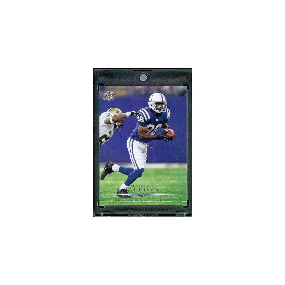 2008 Upper Deck #81???? Marvin Harrison   Indianapolis