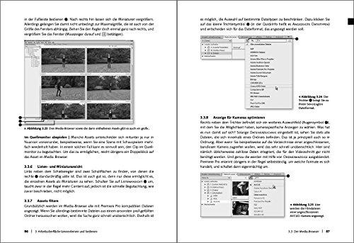 Adobe Premiere Pro CC: Schritt für Schritt zum perfekten Film – Videoschnitt, Effekte, Sound - 4