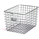 Spectrum 47870 Small Storage Basket, Chrome