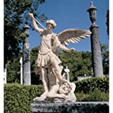 Archangel St. Michael With Sword Statue Home Garden Sculpture thumbnail