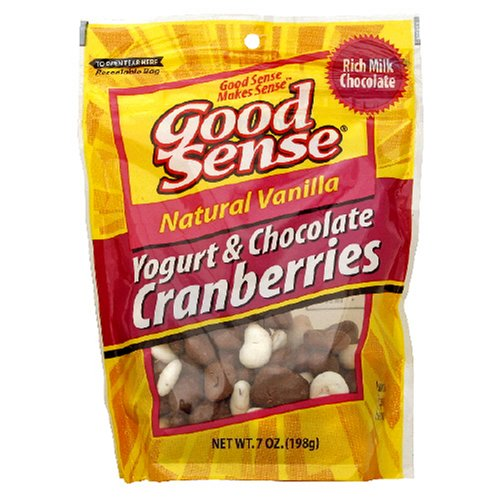 Buy Good Sense Trail Mix, Cranberries 'N More, 7-Ounce Bags (Pack of 12) (Good Sense, Health & Personal Care, Products, Food & Snacks, Snacks Cookies & Candy, Snack Food, Trail Mix)
