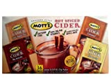 Motts Cider Mixed Variety Pack, 36-Count, Net Wt. 1.67 lbs