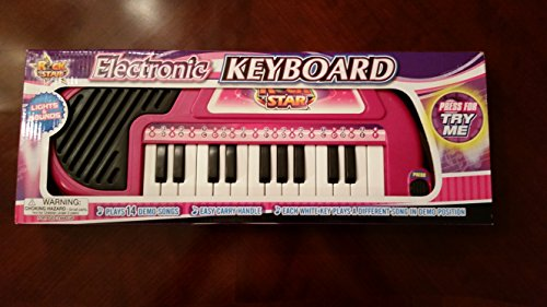 Rock Star Electronic Keyboard - 1