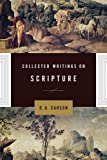 img - for Collected Writings on Scripture book / textbook / text book