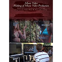 Music Video Making of Music Video Production USA