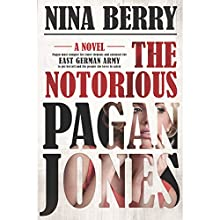 The Notorious Pagan Jones (       UNABRIDGED) by Nina Berry Narrated by Elizabeth Evans