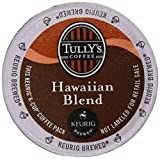 Tullys Coffee Hawaiian Blend K-Cups, 80 Count