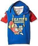 Kidsville Boys' T-Shirt (MF1TB04_Multicolor_4 - 5 years) (COMBO T-shirt's)