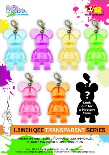 """1.5"""" Qee Transparent Series - 1"""
