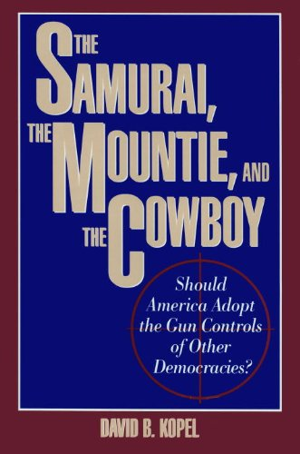 The Samurai, the Mountie and the Cowboy (Mounty Police)