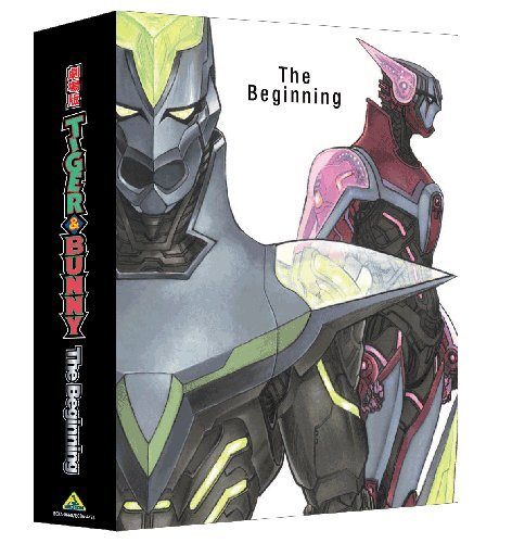 劇場版 TIGER & BUNNY -The Beginning- (初回限定版) [Blu-ray]