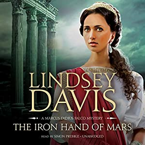 The Iron Hand of Mars Audiobook