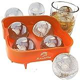 Aunchitha Ice Ball Maker - The Premium Ice Ball Mold - 2