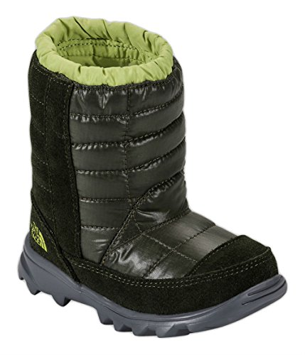 The North Face Boy'S Toddler Winter Camp Boots (9, Green) front-752399