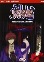 Kenshin Samurai Vagabondo - Memorie Del Passato - Complete Box Set (2 Dvd)