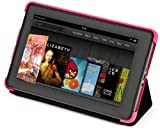 Kindle Fire Lightweight MicroShell Folio Cover by Marware, Pink