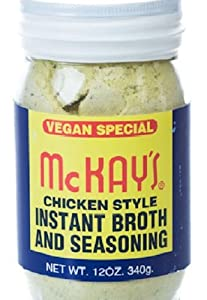 McKay's Chicken Style Instant Broth & Seasoning, Vegan, 12 oz