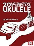 20 Easy Fingerstyle Studies for Ukulele (English Edition)