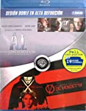 V De Vendetta + Inteligencia Artificial [Blu-ray]