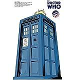 TARDIS - Doctor Who Mini Comic - Advanced Graphics Life Size Cardboard Standup