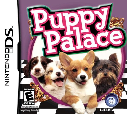 Puppy Palace - Nintendo Ds front-905457