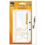 【New3DS LL対応】ポケットモンスター PCカバー for Newニンテンドー3DS LL ソルガレオ