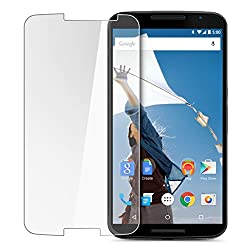 Red Qube Curved Tempered Glass for Moto G 3rd Generation
