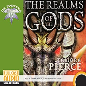 The Realms of the Gods: The Immortals, Book 4 | [Tamora Pierce]