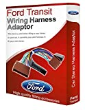Ford Transit CD radio stereo wiring harness adapter lead loom ISO converter wire