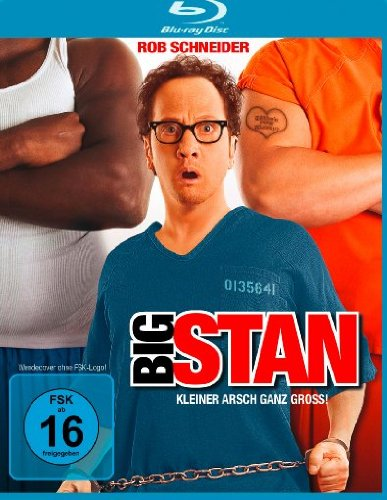 Big Stan - Kleiner Arsch ganz gross! [Blu-ray]