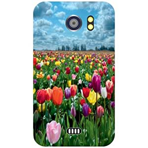 Micromax Canvas 2 A110 Back Cover - Gardenic Designer Cases