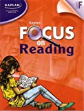 img - for KAPLAN FOCUS ON READING LEVEL F book / textbook / text book