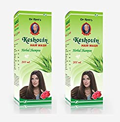 Dr Rao s Keshovin(Hair Wash)(Pack Of 2)