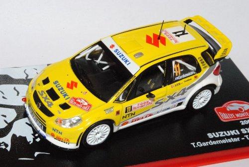 Suzuki SX4 WRC Gardemeister 2008 Ab 2006 1/43 Modellcarsonline Modell Auto