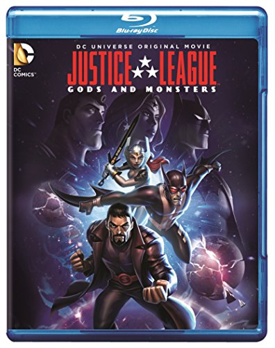 Justice League: Gods & Monster [Reino Unido] [Blu-ray]