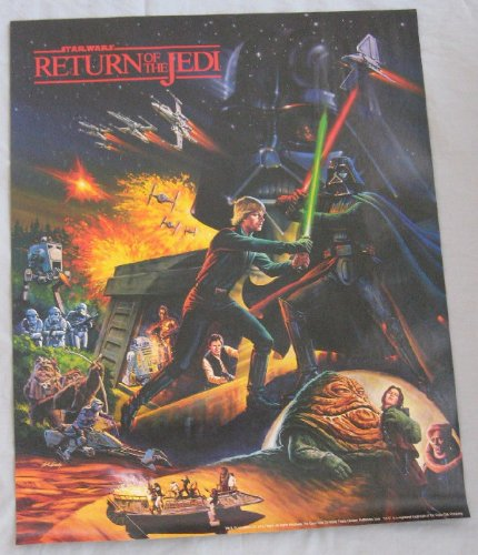 with Return of the Jedi Posters design