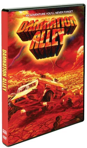 Damnation Alley [DVD] [1977] [Region 1] [US Import] [NTSC]