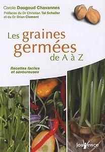 Les graines germées de a à z et plus d