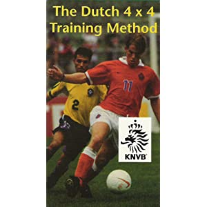The Dutch 4 X 4 Training Method (Soccer) movie