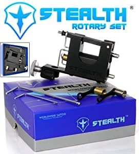 buy stealth rotary tattoo machine box set limited edition