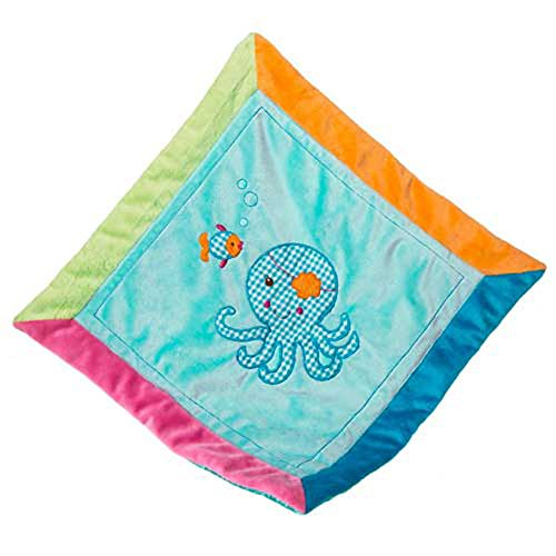 Mary Meyer Baby Buccaneer Octopus Cozy Blanket