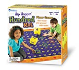 Learning Resources Hip Hopping Hundred Mat Activity Set