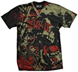 "KILL IT CLOTHING ""KILLING FIELDS"" MMA SHIRT SIZE XX-LARGE"