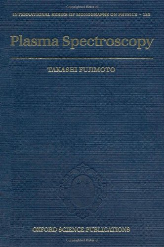 Plasma Spectroscopy (International Series of Monographs on Physics)