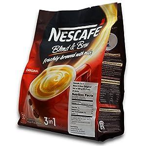 NEW! Nescafé IMPROVED 3 in 1 ORIGINAL  Premix Instant Coffee