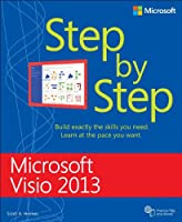 Microsoft Visio 2013 Step By Step Front Cover